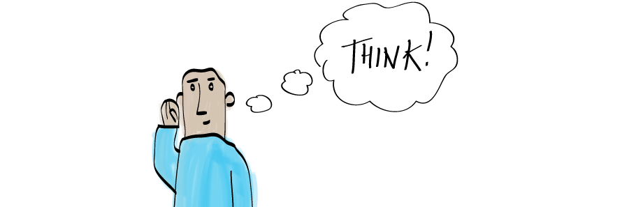 Strategic thinking…